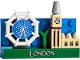 Gear No: 854012  Name: Magnet Flat, London Magnet Build blister pack