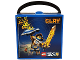 Gear No: 887988007791  Name: Lunch Box, Nexo Knights with Handle, Clay