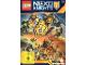 Gear No: 889853158393  Name: Video DVD - Nexo Knights 2.1 (German)