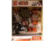 Gear No: 9001765  Name: Watch Set, SW Darth Vader (Clone Wars)