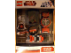 Gear No: 9001932  Name: Watch Set, SW Darth Maul (Clone Wars)