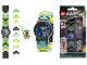 Gear No: 9002076a  Name: Watch Set, SW Yoda (Clone Wars), Green Box