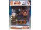 Gear No: 9002090  Name: Watch Set, SW Count Dooku (Clone Wars)