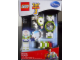 Gear No: 9002700  Name: Watch Set, Toy Story 3 Buzz Lightyear