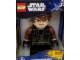 Gear No: 9003073  Name: Digital Clock, SW Anakin Skywalker Figure Alarm Clock