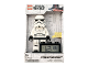 Gear No: 9004032  Name: Digital Clock, SW Stormtrooper Figure Alarm Clock