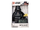 Gear No: 9004049  Name: Digital Clock, SW Darth Vader Figure Alarm Clock