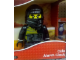 Gear No: 9004148  Name: Digital Clock, Ninjago Cole Figure Alarm Clock
