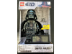 Gear No: 9004216  Name: Digital Clock, SW Darth Vader Figure Alarm Clock - 20th Anniversary