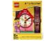 Gear No: 9005039  Name: Clock Set, Time-Teacher Minifigure Watch and Clock, Girl