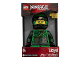 Gear No: 9009198  Name: Digital Clock, Ninjago Lloyd Figure Alarm Clock