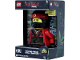 Gear No: 9009211  Name: Digital Clock, The LEGO Ninjago Movie Kai Figure Alarm Clock