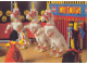 Gear No: 920437  Name: Postcard - Lego World Show - Performing Horses