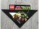 Gear No: 921469  Name: Display Sign Hanging, M:Tron Sets 6833 and 6811, Double-Sided