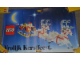 Gear No: 921834-NL  Name: Santa on Sleigh 'Vrolijk Kerstfeest' (Merry Christmas) Poster, Retail Display Size