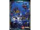 Gear No: 924213  Name: Aquazone Poster, Large 1995 A2 (924.213)