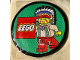 Gear No: 925858  Name: Patch, Indian Chief