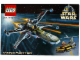 Gear No: 927527  Name: Postcard - Star Wars Set 7140 / 7142 X-wing Fighter