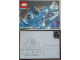 Gear No: 927528  Name: Postcard - Star Wars Set 7150 / 7152 TIE Fighter and Y-wing
