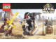 Gear No: 928123  Name: Postcard - Star Wars Set 7101 Lightsaber Duel