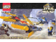 Gear No: 928176  Name: Postcard - Star Wars Set 7131 Anakin's Pod Racer