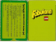 Gear No: 93959-NL  Name: Fabuland Memory Card Game - Dutch Version