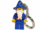 Gear No: 9404  Name: Majisto the Wizard / Magic Wizard Key Chain