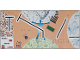 Gear No: 9696MAP  Name: Playmat, FIRST LEGO League (FLL) - Set 9696 Body Forward
