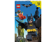 Gear No: 9781438854328  Name: Calendar, 2018 The LEGO Batman Movie, Large