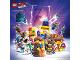 Gear No: 9781438868875  Name: Calendar, 2020 The LEGO Movie 2