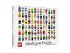 Gear No: 9781452182278  Name: Minifigure Puzzle