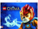 Gear No: 9783840127564  Name: Calendar, 2014 Legends of Chima, Spiral Date Book