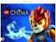 Gear No: 9783840127564  Name: Calendar, 2014 Legends of Chima, Spiral Date Book
