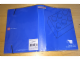 Gear No: 990175  Name: Photo Album, Pocket album For brainstorming Blue