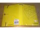 Gear No: 990176  Name: Photo Album, Pocket album For brainstorming Yellow