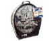 Gear No: A1565XX  Name: ZipBin Storage Case SW Death Star