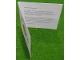 Gear No: BLcard  Name: Anniversary Card, BrickLink 20th