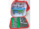 Gear No: Backpack3617  Name: Duplo Storage Backpack On the Move Red with Hospital Pattern