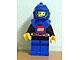 Gear No: Bathbottle3  Name: Bath and Shower Foam, Aquanaut Minifigure Blue
