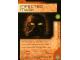Gear No: BioGMC023  Name: Bionicle Great Mask Challenge Game Card  23