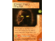 Gear No: BioGMC024  Name: Bionicle Great Mask Challenge Game Card  24