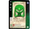 Gear No: BioGMC075  Name: Bionicle Great Mask Challenge Game Card  75