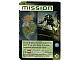 Gear No: BioGMC143  Name: Bionicle Great Mask Challenge Game Card 143