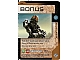 Gear No: BioGMC153  Name: Bionicle Great Mask Challenge Game Card 153