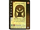 Gear No: BioGMC188  Name: Bionicle Great Mask Challenge Game Card 188