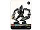 Gear No: BioLAM015  Name: Bionicle Lamincard  15