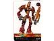 Gear No: BioLAM019  Name: Bionicle Lamincard  19