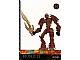 Gear No: BioLAM020  Name: Bionicle Lamincard  20