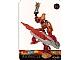 Gear No: BioLAM022  Name: Bionicle Lamincard  22