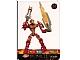 Gear No: BioLAM023  Name: Bionicle Lamincard  23